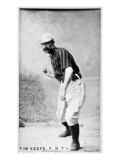 New York City, NY, New York Giants, Tim Keefe, Baseball Card Posters