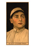 Chicago, IL, Chicago White Sox, Jimmy Block, Baseball Card Posters