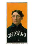 Chicago, IL, Chicago White Sox, Fielder Jones, Baseball Card Posters