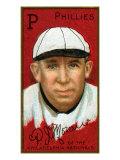 Philadelphia, PA, Philadelphia Phillies, Patrick J. Moran, Baseball Card Print