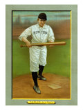 New York City, NY, New York Giants, Willie Keeler, Baseball Card Posters by  Lantern Press