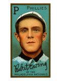 Philadelphia, PA, Philadelphia Phillies, Robert Ewing, Baseball Card Posters
