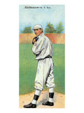 New York City, NY, New York Giants, Christy Mathewson, Baseball Card Posters by  Lantern Press