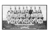Philadelphia, PA, Philadelphia Athletics, Team Photograph, Baseball Card Posters