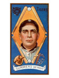 Detroit, MI, Detroit Tigers, Edgar Summers, Baseball Card Posters