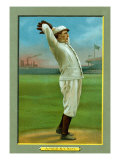 New York City, NY, New York Giants, Red Ames, Baseball Card Poster