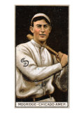 Chicago, IL, Chicago White Sox, George Mogridge, Baseball Card Poster
