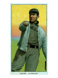 Cleveland, OH, Cleveland Naps, Nap Lajoie, Baseball Card Posters