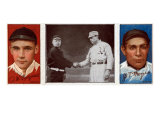 New York City, NY, New York Giants, Richard Marquard, John T. Meyers, Baseball Card Posters by  Lantern Press