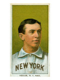 New York City, NY, New York Highlanders, Willie Keeler, Baseball Card Posters by  Lantern Press