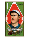 Chicago, IL, Chicago White Sox, Matthew McIntyre, Baseball Card Posters