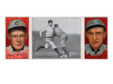 Chicago, IL, Chicago Cubs, Harry McIntire, James P. Archer, Baseball Card Prints by  Lantern Press
