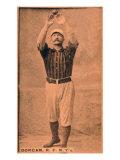 New York City, NY, New York Giants, Mike Dorgan, Baseball Card Posters by  Lantern Press