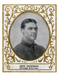 Chicago, IL, Chicago White Sox, John Anderson, Baseball Card Posters
