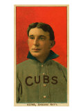 Chicago, IL, Chicago Cubs, Johnny Kling, Baseball Card Prints by  Lantern Press