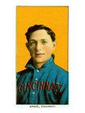 Cincinnati, OH, Cincinnati Reds, Bob Spade, Baseball Card Posters by  Lantern Press