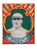 Chicago, IL, Chicago White Sox, Jim Scott, Baseball Card Poster