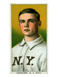 New York City, NY, New York Giants, Rube Marquard, Baseball Card Print