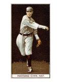 Cincinnati, OH, Cincinnati Reds, Armando Marsans, Baseball Card Print