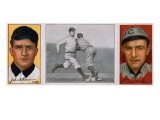 Chicago, IL, Chicago Cubs, John A. Rowan, James P. Archer, Baseball Card Prints