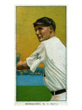 New York City, NY, New York Giants, Rube Marquard, Baseball Card Posters by  Lantern Press