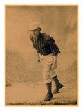 New York City, NY, New York Giants, Danny Richardson, Baseball Card Posters