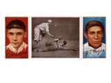 New York City, NY, New York Giants, Rich. Marquard, John T. Meyers, Baseball Card Posters by  Lantern Press