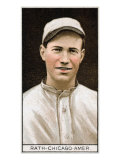 Chicago, IL, Chicago White Sox, Morris Rath, Baseball Card Posters