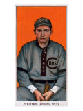 Chicago, IL, Chicago Cubs, Pfeister, Baseball Card Art