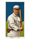 New York City, NY, New York Giants, Bill O'Hara, Baseball Card Posters
