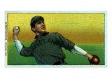 Cleveland, OH, Cleveland Naps, Joe Birmingham, Baseball Card Posters