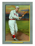 Boston, MA, Boston Red Socks, Harry Niles, Baseball Card Print by  Lantern Press