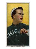 Chicago, IL, Chicago White Sox, Doc White, Baseball Card Print