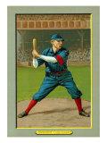 Cincinnati, OH, Cincinnati Reds, Dode Paskert, Baseball Card Poster by  Lantern Press