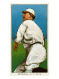 New York City, NY, New York Giants, Cy Seymour, Baseball Card Posters by  Lantern Press