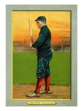 Cincinnati, OH, Cincinnati Reds, Clark Griffith, Baseball Card Posters by  Lantern Press