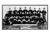 Cincinnati, OH, Cincinnati Reds, Team Photograph , Baseball Card Posters