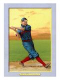Cincinnati, OH, Cincinnati Reds, Bob Bescher, Baseball Card Posters by  Lantern Press