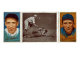 New York City, NY, New York Giants, Leon Ames, M. F. Mitchell, Baseball Card Print