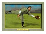 Detroit, MI, Detroit Tigers, Boss Schmidt, Baseball Card Print