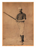 New York City, NY, New York Giants, Tim Keefe, Baseball Card Poster