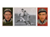 Chicago, IL, Chicago Cubs, Orval Overall, James P. Archer, Baseball Card Prints by  Lantern Press