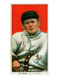 New York City, NY, New York Giants, John McGraw, Baseball Card Posters by  Lantern Press