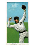 Philadelphia, PA, Philadelphia Phillies, George McQuillan, Baseball Card Posters by  Lantern Press