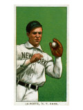 New York City, NY, New York Highlanders, Frank LaPorte, Baseball Card Posters by  Lantern Press