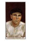 New York City, NY, New York Giants, Fred Snodgrass, Baseball Card Posters