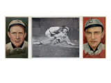 Chicago, IL, Chicago Cubs, Orval Overall, James P. Acher, Baseball Card Art by  Lantern Press