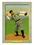 Detroit, MI, Detroit Tigers, George Mullin, Baseball Card Posters by  Lantern Press