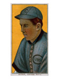 Chicago, IL, Chicago Cubs, Pat Moran, Baseball Card Art