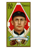 New York City, NY, New York Yankees, Ray Fisher, Baseball Card Posters by  Lantern Press